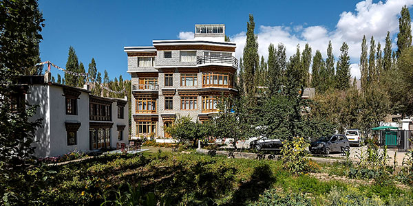 Best Luxury Hotel in Leh - Reenam Hotel